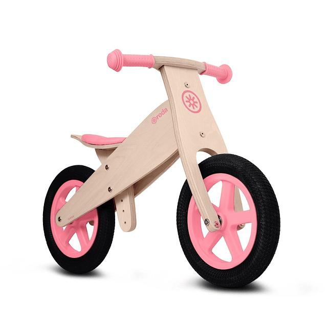Bicicleta Clásica Rosada