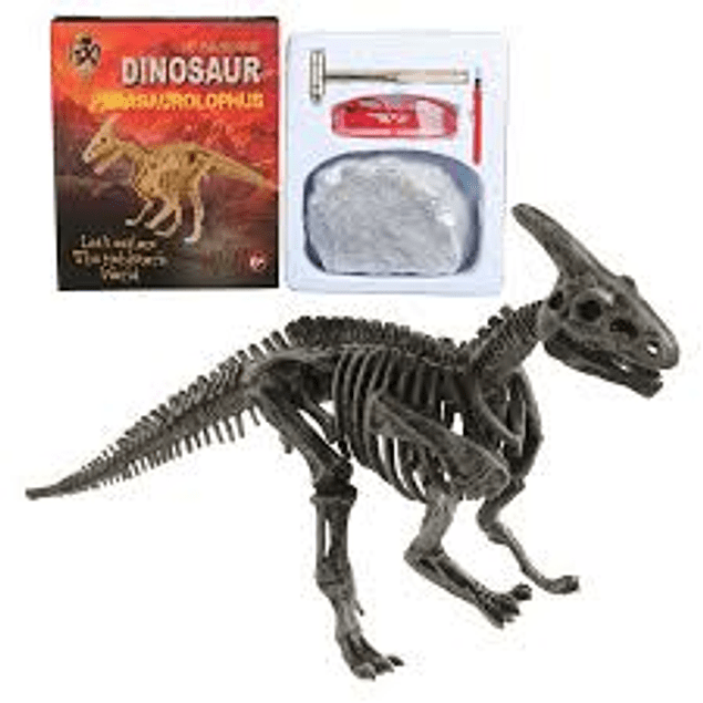 Fósil de dinosaurio