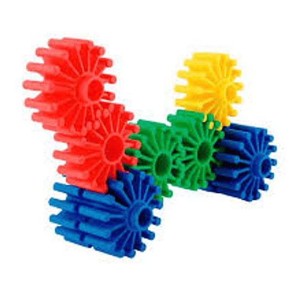 Conectores plásticos Engranajes