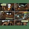 Comics La guerra de los mundos