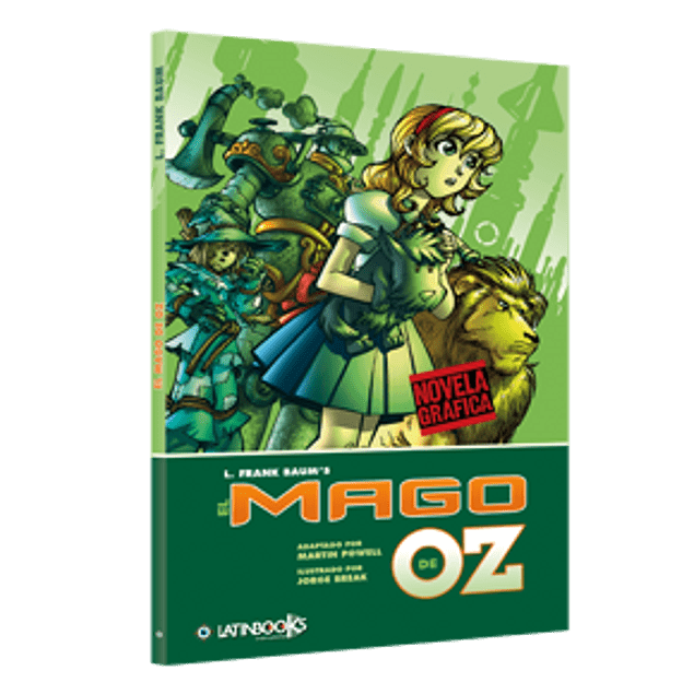 Comics, El mago de Oz