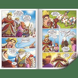 Comics, Alicia en el país de las maravillas
