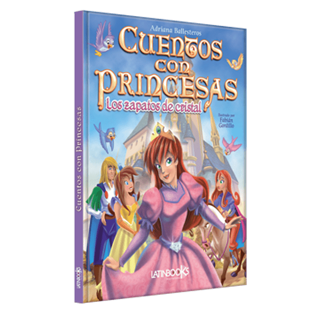 Cuentos con princesas