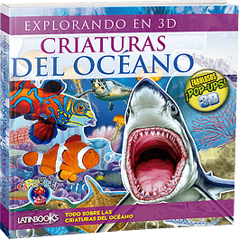 CRIATURAS DEL OCÉANO 3D