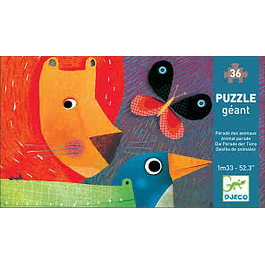 Puzzle Gigante Animal Parade