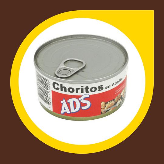Choritos en Aceite 100gr