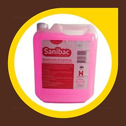 Amonio Cuaternario 5lt