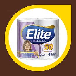 Papel Higienico 50mt x 4 unidades