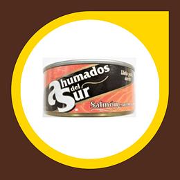 Salmon en aceite y agua 170gr