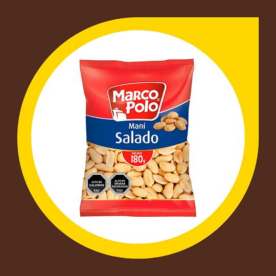 Mani Salado 160gr