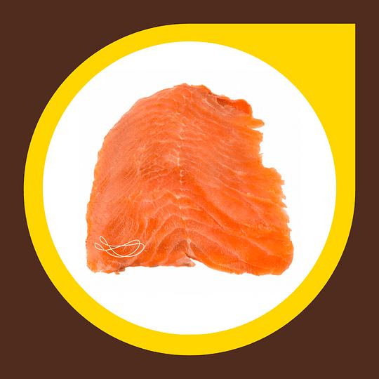 Salmon Slice Ahumado 200gr unidad