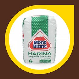 Harina sin Polvos de Hornear 1kg