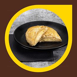 Empanada Hoja Queso y Camarón