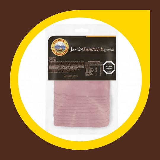 Jamon Sandwich 200gr