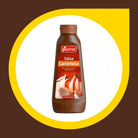 Salsa Caramelo 300gr