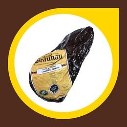 Jamon Crudo Ahumado 1/4 Kilo