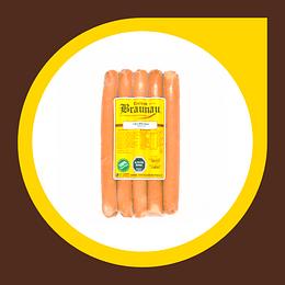 Salchicas x 5 unidades 1/4 Kilo
