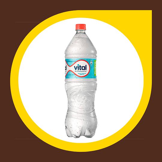 Agua Mineral sin Gas 1600ml