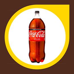 Coca Cola Zero Desechable 3lt