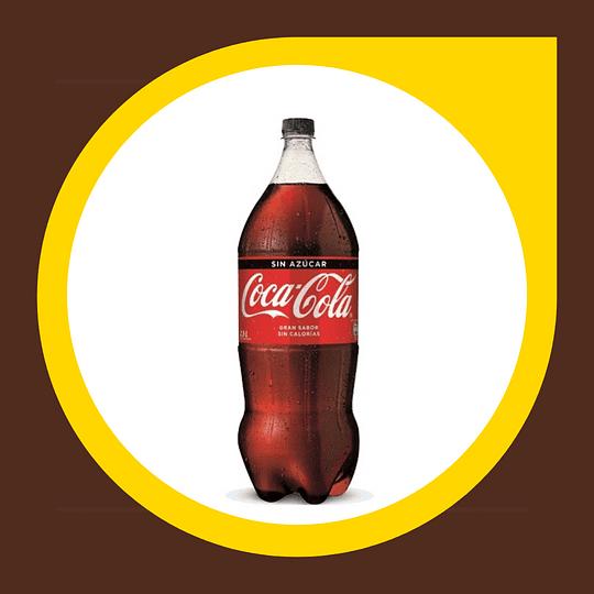 Coca Cola Zero 2,5lt