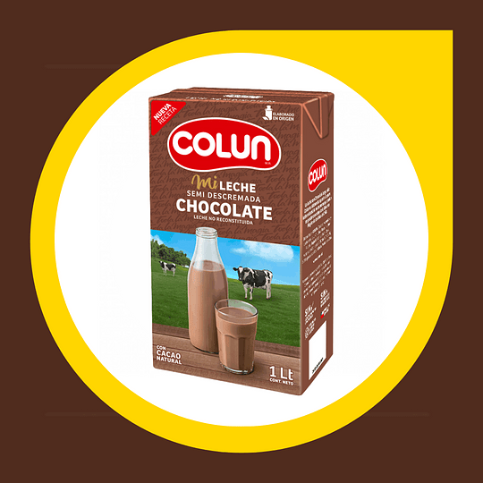 Leche de Chocolate 1lt