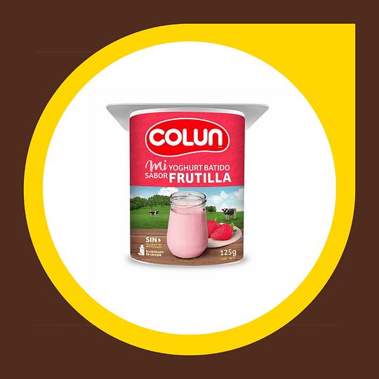 Yoghurt Variedades 125gr