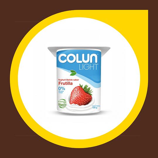 Yoghurt Light Variedades 125gr