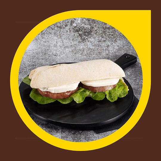 Sandwich Vegetariano Italiano