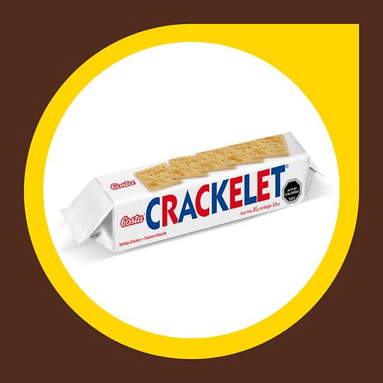Galleta Crackelet 85gr