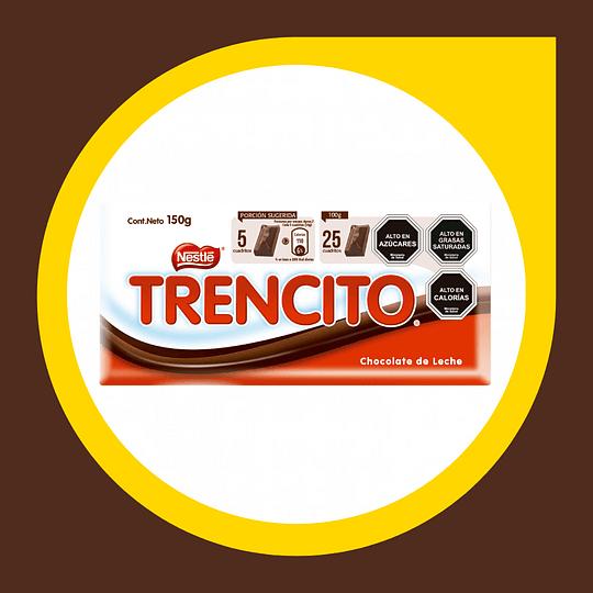 Chocolate de Leche Trencito 150gr
