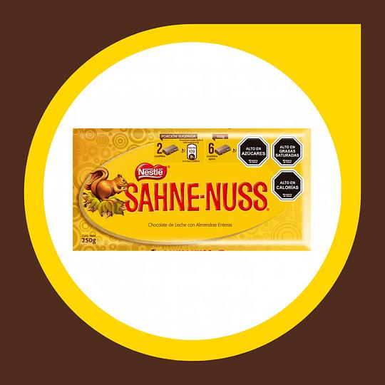 Chocolate Sahnenuss 250gr