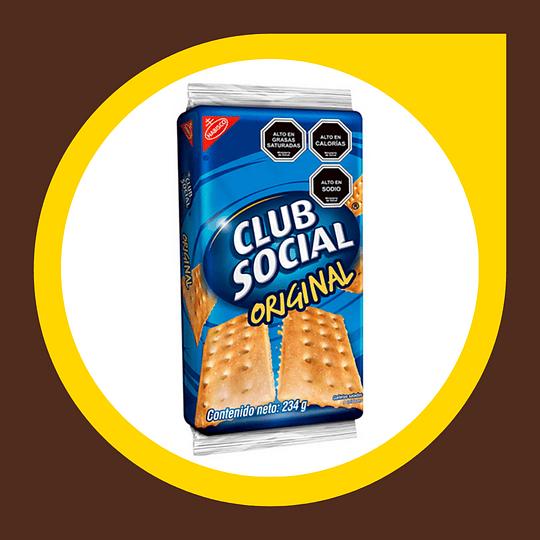 Galleta Club Social 234gr