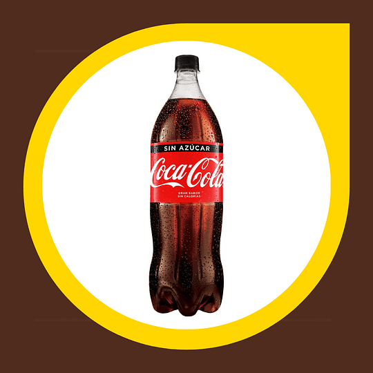 Coca Cola Zero 1,5lt