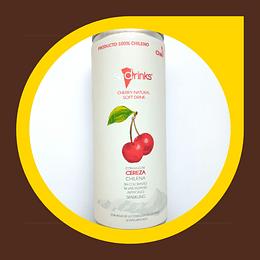 Soft Drink Cherry Natural 250ml