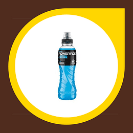 Powarade frozen blast azul pet 600cc
