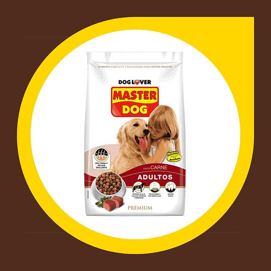 Alimento para Perros Adulto Carne 700gr