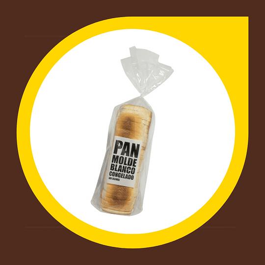 Pan de Molde Blanco 580gr