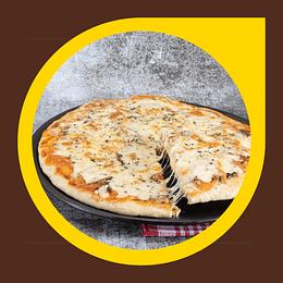 Pizza Familiar Queso Tomate