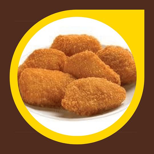 Nuggets de Pollo 5 unidades