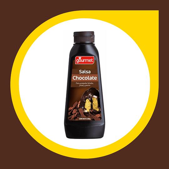 Salsa de Chocolate 280gr