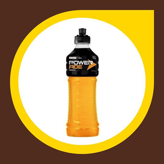 Powerade Naranja 1lt