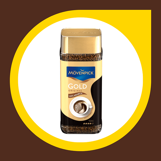 Cafe Gold Original 100% Arabica 200gr