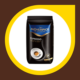 Cafe Espresso Gehaltvoll Kraftig Intense Puissant 500gr