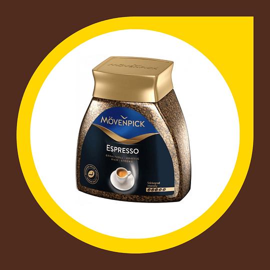 Cafe Espresso Gehaltvoll Krafting Rich Strong 100gr