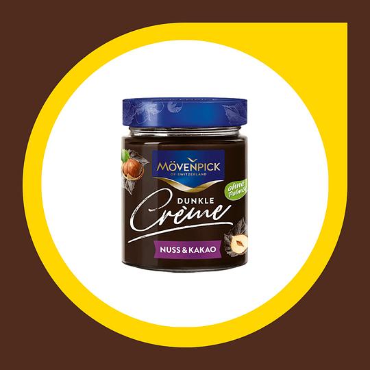 Crema de Avellanas y Cacao 300gr