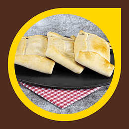 Empanada Queso Camarón x 3 unidades
