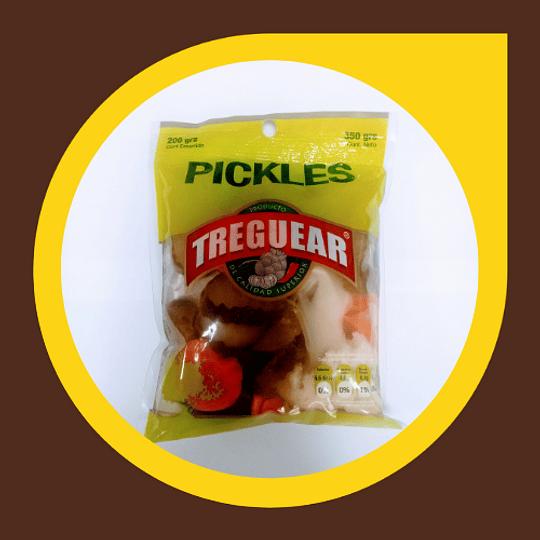 Pickles 350gr