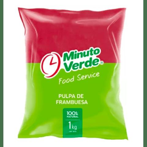 PULPA DE FRAMBUESA - KILO
