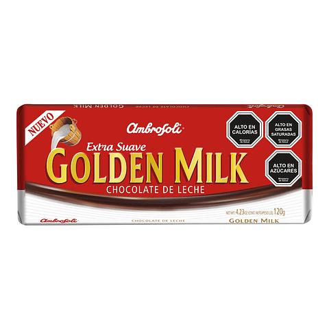 CHOCOLATE GOLDEN MILK -120GR