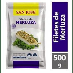 FILETE DE MERLUZA - 500 GR